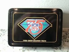 *Tin Only* 75th Anniversary NFL Limited Edition '30 Chevy Delivery Truck Tin