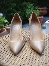 Christian Louboutin Schuhe Gr.40,5 Beige