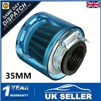 35mm/45mm AIR FILTER Splash Waterproof Straight 125cc 140cc 200cc Pit Dirt ^