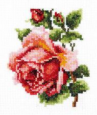 KIT Punto Croce Rosa art. 28-08