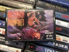 RARE Messiah Prophet CASSETTE TAPE Master Metal Christian 1986 Album Music Used