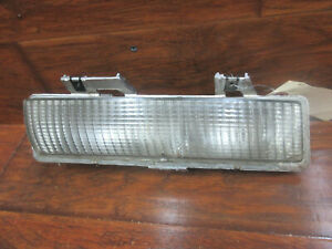 Chevrolet Beretta: 1988, 1989, 1990, 1991, 1992 - 1996,  Left Turn Signal Light