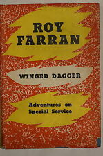 WW2 British Winged Dagger Adventures On Special Service Reference Book