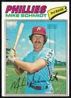 1977 Topps Mike Schmidt NM Philadelphia Phillies #140