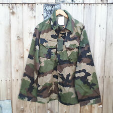 IRISH DEFENCE FORCES TRIALS PATTERN CAMOUFLAGE SHIRT MEDIUM