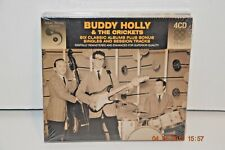BUDDY HOLLY & THE CRICKETS~6 CLASSIC ALBUMS + BONUS SINGLES AND SESSION TRACKS