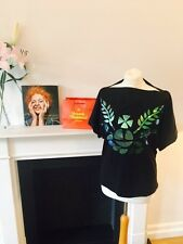 Vivienne Westwood Anglomania Signature Sunglass Orb T-shirt- RRP125-NEW