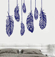 Vinyl Wall Decal Moon and Stars Crescent Dream Bedroom Stickers ig4387