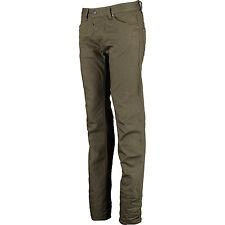 DIESEL Jeans Denim Verde-Taglia 30L