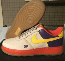 Nike Air Force One 1 Phoenix All Star 2009 QS SZ 9.5 Tier Zero Off White Supre