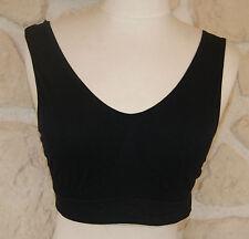 soutien gorge noir sans armature de marque BIXTRA taille S/M neuf