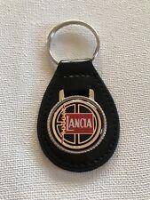 Lancia Keychain Lancia Key Chain Black