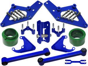 COMPLETE LIFT KIT 50mm for LADA NIVA-2121,21214, Chevrolet NIVA (2012-17 years)
