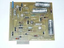 C & D Batteries MBC-1970 Current Limit PC Board, Used