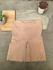Spanx Oncore Mid-Thigh Short Color Soft Nude Size M(168)
