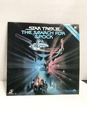 Star Trek III: The Search for Spock - Laserdisc
