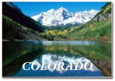 Colorado Mountains, River, Rocky Mountains, CO, Souvenir Fridge Magnet CO100