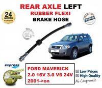 Pour Ford Maverick 2.0 16V 3.0 V6 24V 2001- > Sur Essieu Arrière Gauche En Frein