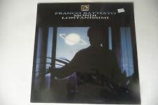 """BATTIATO """"MONDI LONTANISSIMI- disco 33 giri EMI Italy 1985"""" SIGILLATO (Sealed)"""