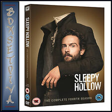 SLEEPY HOLLOW - COMPLETE SEASON 4 - FOURTH SEASON *BRAND NEW DVD***