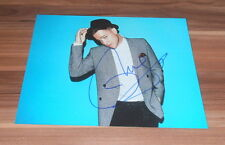 Olly Murs *Heart skips a Beat*, original signed Photo in 20x25 cm (8x10)