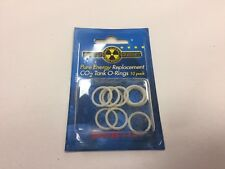 Pure Energy Replacement Co2 Tank O-Rings 10 Pack 65015 Pmi Accessory Parts