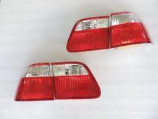 DEPO New 99-2000 Honda Civic EK3 EK4 Sedan Crystal Rear Tail Lamp Light EJ LS04J