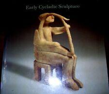 Ancien Grèce Cyclades Îles Début Cycladic Sculpture Thera Melos Kea 2500BC