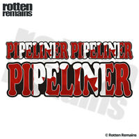 "Pipeliner Canada Flag 6"" Decal Sticker Pack Canadian US Pipeline Vinyl ZU1"