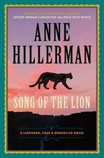 Song of the Lion by Anne Hillerman (2017 Hardcover) 1st Ed. Free Shipping!!