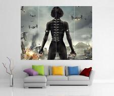 Resident EVIL RÉTRIBUTION 6 XBOX PS3 WII U Vita géant Art Mural imprimé Poster H71