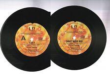 "KENNY ROGERS, LADY / SWEET MUSIC MAN, 1980 7""x45rpm SINGLE RECORD"