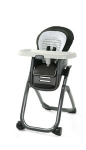 NEW Graco DuoDiner DLX 6-in-1 Convertible Baby High Chair, Hamilton Fashion
