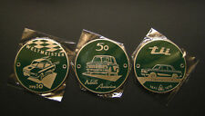 Weltmeister,North America, BMW 2002 Tii Badge(s) in Green