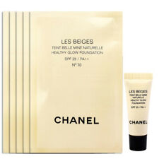 CHANEL Chanel fashion nude light water mousse foundation # N10 2.5mlx5 into