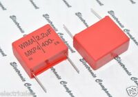 1pcs - WIMA MKP4 2.2uF (2,2µF) 400V 5% pitch:27.5mm Capacitor MKP4G042206F00JSSD