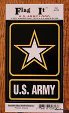 United States ARMY LOGO Military Sticker Armed Forces of America ty