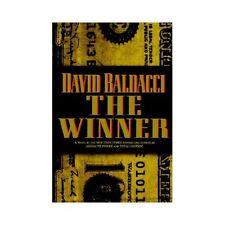 The Winner, David Baldacci, 0446522597, Book, Good