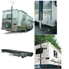 RV Camper Generator Exhaust Vent System Fumes Noise Blocking Pipe Extension Tube