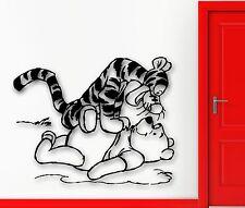Wall Stickers Vinyl Decal Winnie The Pooh Cartoon Nice Room Decor (ig1048)