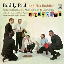 Buddy Rich And His Buddies · Playtime (2 Lps On 2 Cds) + Bonus  Fresh Sound