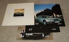 Jaguar XJ Series 3 Large Brochure 1978-1979 - 3.4 4.2 5.3 V12