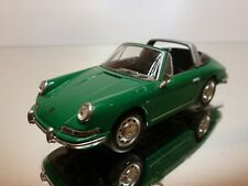 HIGH SPEED PORSCHE 911S TARGA 1967 - GREEN 1:43 - VERY GOOD CONDITION