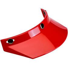 BILTWELL MOTO GRINGO / BONANZA ATTACHE casque visière SOLEIL PROTECTION - Rouge