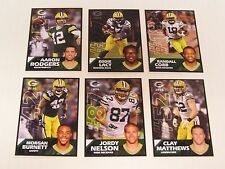 2016 Green Bay Packers Police Team Set Aaron Rodgers Clay Matthews Jordy Nelson