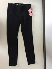 Juicy Couture Ovrdye Leggings, NEW, size Medium, M, Black, RRP $88