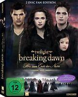 Breaking Dawn - Bis(s) zum Ende der Nacht Teil 2 [2 DVDs]...   DVD   Zustand gut