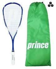 Prince Exo3 Team Warrior 1000 Squash Racket + 3 Squash Balls Rrp £210