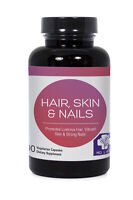 MD.Life Hair Skin & Nails Multivitamin Women for Hair, Skin, and Nails 60 Caps
