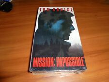Mission: Impossible (VHS, 1999) Tom Cruise NEW